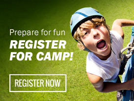 Prepare for fun Register for Camp Link